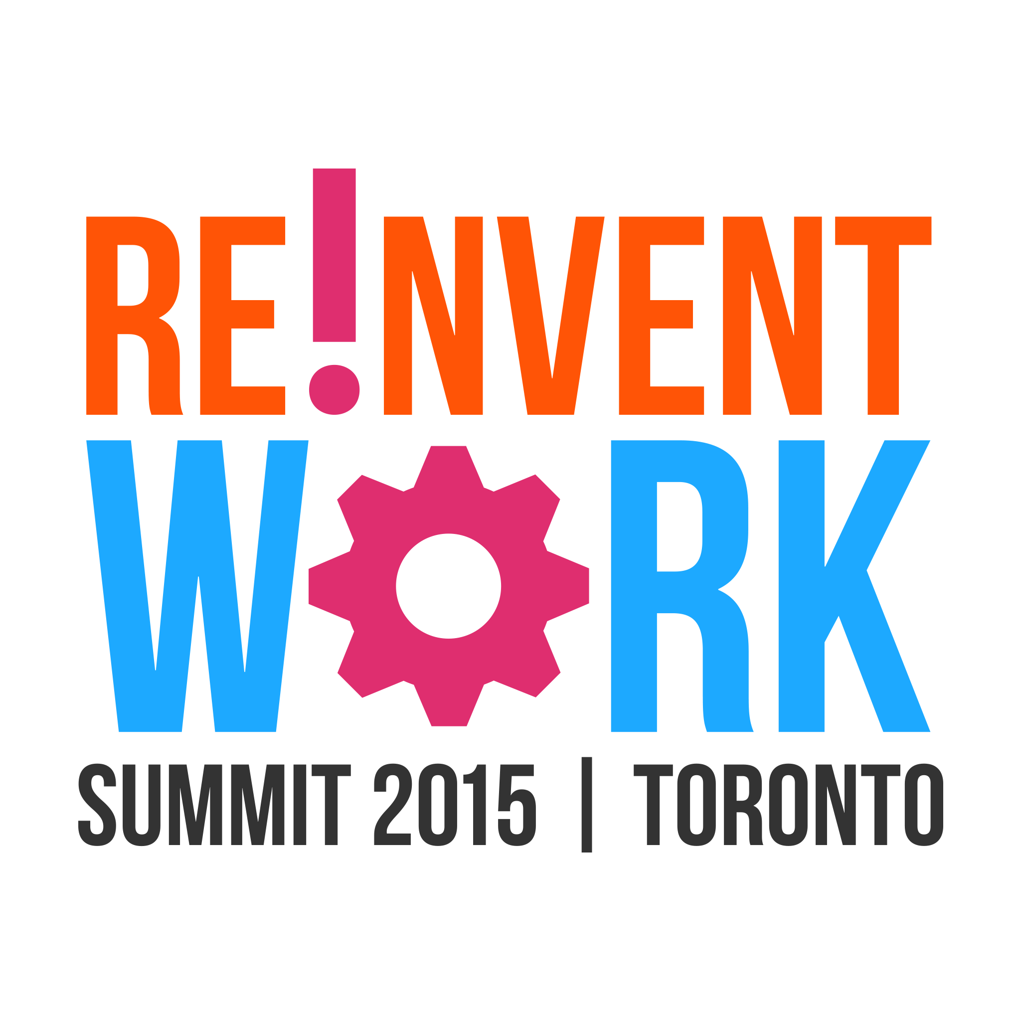 The Reinvent Work Summit