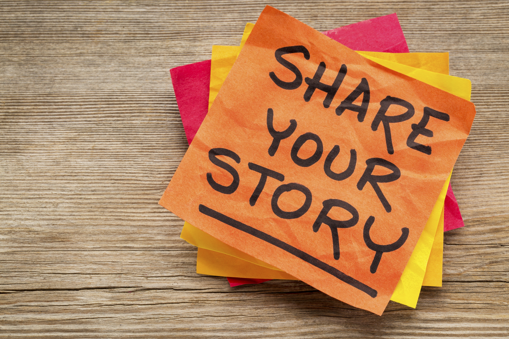 Telling Your Story in the New World of Work